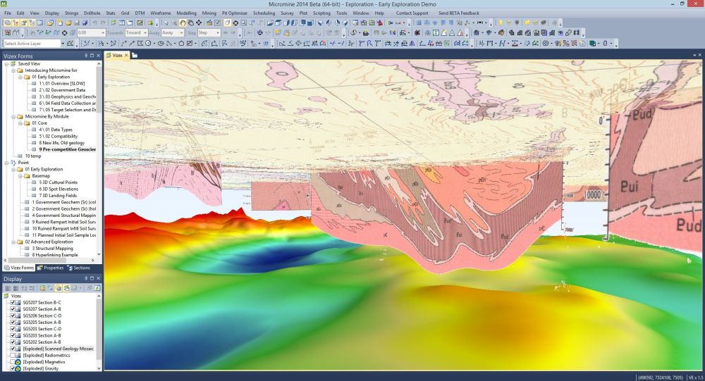 Satellite imagery in mineral exploration Part 4: Using the